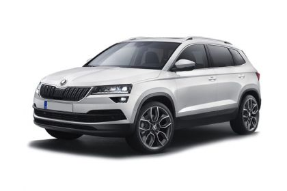 Lease Skoda Karoq car leasing