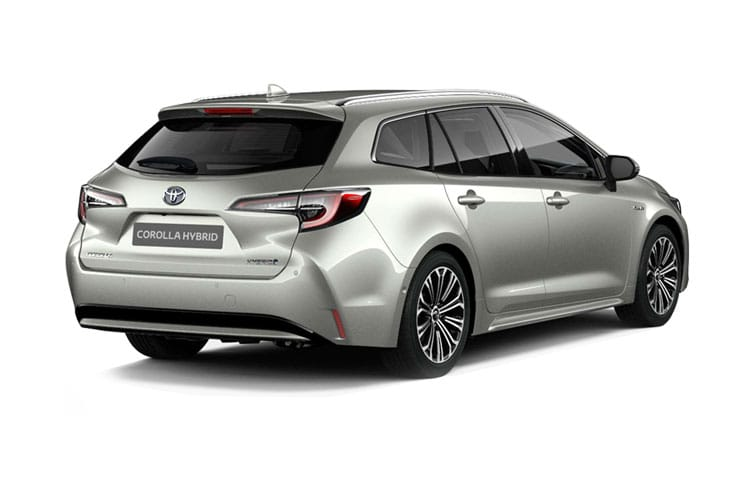 Toyota Corolla Touring Sports 1.8 VVT-h 122PS Excel 5Dr CVT [Start Stop] back view