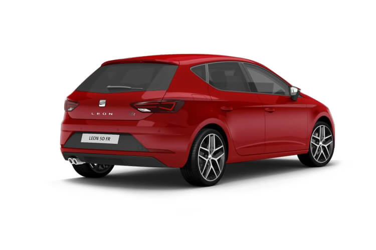 SEAT Leon Hatch 5Dr 1.5 TSI EVO 130PS SE 5Dr Manual [Start Stop] back view