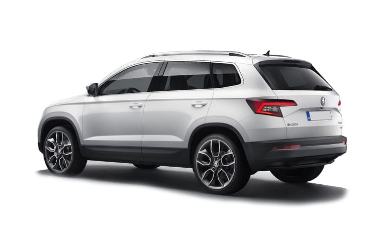 Skoda Karoq SUV 2.0 TDi 150PS SE Drive 5Dr Manual [Start Stop] back view