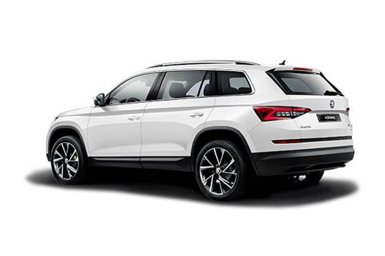 Skoda Kodiaq SUV 4wd 2.0 TSi 190PS SE L 5Dr DSG [Start Stop] [7Seat] back view