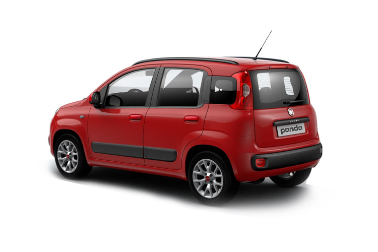 Fiat Panda Hatch 5Dr 0.9 TwinAir 85PS City Cross 5Dr Manual [Start Stop] back view