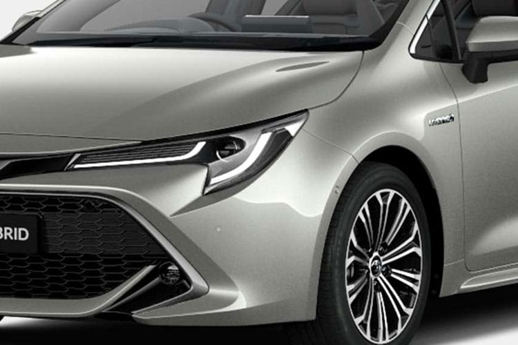 Toyota Corolla Touring Sports 1.8 VVT-h 122PS Excel 5Dr CVT [Start Stop] detail view
