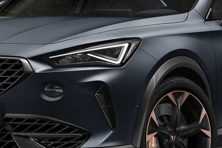 CUPRA Formentor SUV 1.4 eHybrid PHEV 12.8kWh 204PS V1 5Dr DSG [Start Stop] detail view