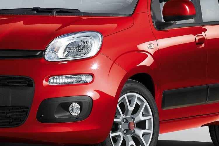Fiat Panda Hatch 5Dr 1.0 MHEV 70PS Trussardi 5Dr Manual [Start Stop] detail view
