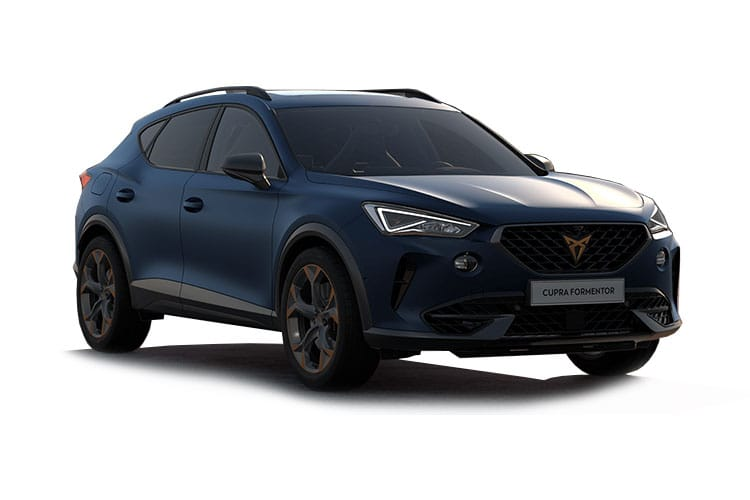 CUPRA Formentor SUV 1.4 eHybrid PHEV 12.8kWh 204PS V1 5Dr DSG [Start Stop] front view
