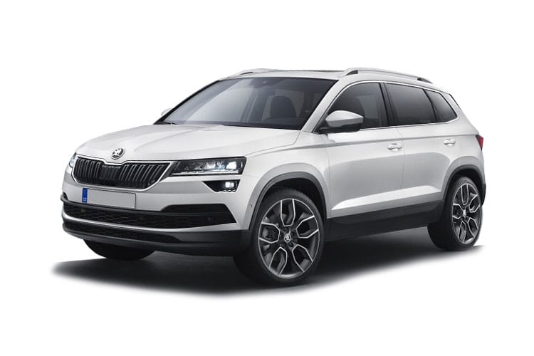 Skoda Karoq SUV 2.0 TDi 150PS SE Drive 5Dr Manual [Start Stop] front view