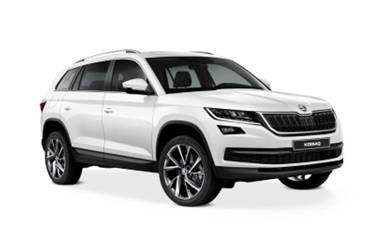 Skoda Kodiaq SUV 1.5 TSi ACT 150PS SE Drive 5Dr Manual [Start Stop] [7Seat] front view
