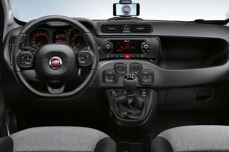 Fiat Panda Hatch 5Dr 1.0 MHEV 70PS Trussardi 5Dr Manual [Start Stop] inside view