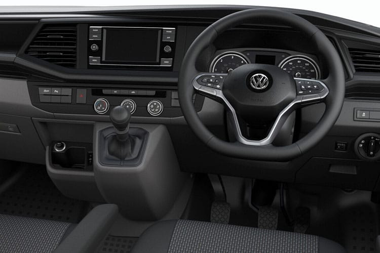 Volkswagen Transporter T28LWB 2.0 TDI FWD 110PS Startline Business Van Manual [Start Stop] inside view