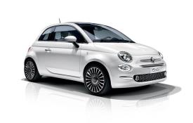 Fiat 500 Hatchback car leasing