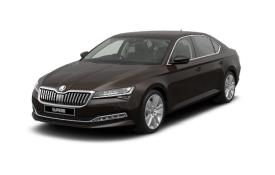 Skoda Superb Hatchback car leasing